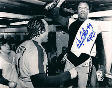 WARREN CROMARTIE MONTREAL EXPOS SIGNED AUTOGRAPHED 8X10 PHOTO W/COA