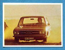 AUTO FLASH - Ed.COX - Figurina/Sticker n. 46 - AUDI 100 LS -New