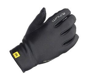 Mavic Cyclone Gloves  Fall Winter Spring Multiple sizes Gray Black New