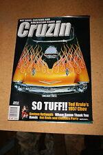 Cruzin magazine #42                 hot rod street rod custom rat rod muscle car