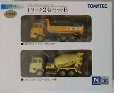 1/150 N scale TOMYTEC Truck B
