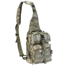 Camo Extreme Pak Camouflage Sling Pack Shoulder Bags 11in Hiking Backpacks
