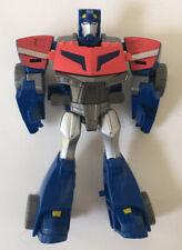 Loose Transformers Universe Legends Animated Optimus Prime Figure