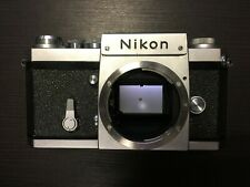 Nikon Classic F 35mm SLR Film Camera Body