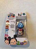 Disney Tsum Tsum Series 4.  Zero, Mystery Character, And Minnie.  New