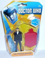 """Doctor Who 3.75"""" Wave 3 Figures Choose 10th, 11th, 12th, Dalek, Amy or Skovox"""