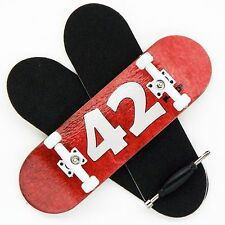 P-REP - 30mm Graphic Complete Wooden Fingerboard - 42