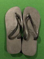 havaianas thongs mens  size 11