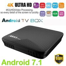 Andriod7.1 Amlogic S912 M8S Pro TV Box 3G 16GB DDR4 2.4G/5G WiFi Bluetooth OTA
