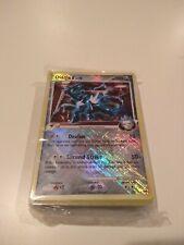 Pokemon Sealed Dialga G Crosshatch Holo 7/127 Gym Promo Brick (40 cards)