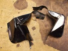 1981 Honda GL1100 GL 1100 Goldwing Metal Fairing Under Covers Extensions