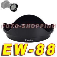 LENS HOODPER CANON EW-88 OBIETTIVO EF 16-35MM L USM II PARALUCE EW88 EOS