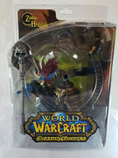 World of WARCRAFT Series 2 Troll Priest ZABRA HEXX DC Unlimited AUTHENTIC 2008