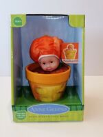 Anne Geddes 579179 Pumpkin Baby in a Pot 9 inch Doll Soft Bean Filled BNIB
