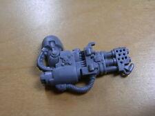 BITZ terminator noir lance-flammes des space marines