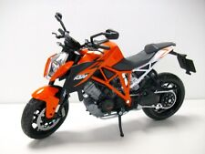 Motorradmodell Motorrad Modell KTM 1290 Super Duke, 1:12