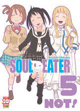 PM3342 - Planet Manga - Soul Eater Not! 5 - Nuovo !!!