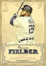 2013 Topps Calling Cards #CC1 Prince Fielder NM-MT Tigers