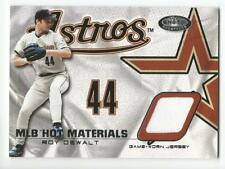 ROY OSWALT 2002 Topps Hot Materials JERSEY card #HM-RO Houston Astros Phillies