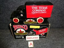 TEXACO 1989 - #6 in Series 1925 MACK BULLDOG FREIGHT TRUCK DISPLAYED A