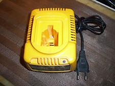 Original Dewalt DE9116 Akku-Ladegerät, passt für ELU Akku´s, 7,2-18V