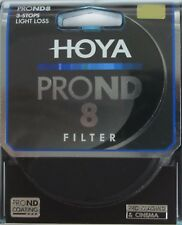 Hoya 77 mm PRO ND8 Filtro Lenti-Nuovo e Sigillato UK STOCK