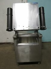 """Stainless Inc."" Beverage/Soda Station w/Built In Ice Bin, Cup & Lid Dispensers"