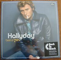 JOHNNY HALLYDAY - Best Of 70's - LP - Mercury - 2018 - 5382236 - Rock - Europe