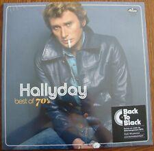 JOHNNY HALLYDAY - Best Of 70's - LP - Mercury - 2018 - 5382236 - Rock - Europe
