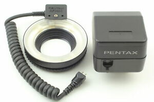[Near MINT]  Pentax AF080C Light Ring Flash Macro From JAPAN