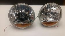 Vw Volkwagen h4  lights Super beetle Air cooled Bus Westy Oval Split Bug T3 Empi
