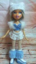 Bratz Girlz Girls Doll One of a Kind OOAK Reroot Winter Cloe