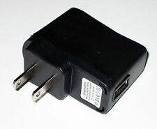 New AC 100-240v USB Power Port DC 5V 1000mA 1A US Plug Adapter USB Charger