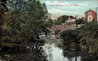 Chippenham England Wiltshire AK ~1910 Valentines Series Town Bridge Stadt Brücke