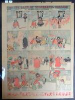 LITTLE NEMO SUNDAY Color Strip 5/12/1912 WINSOR McCAY Land Of Wonderful Dreams
