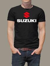 T-Shirt SUZUKI kultig rot-weiß - Gr. S - XXXL  SIEBDRUCK!!!  Intruder GSX Katana