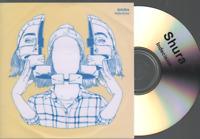 Shura Indecision Cd Promo pochette papier