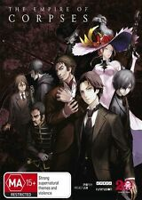 Project Itoh: The Empire of Corpses NEW B Region Blu Ray