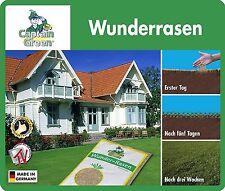 Captain Green Wunder-Rasen Schnellwuchsrasen Turborasen 1kg