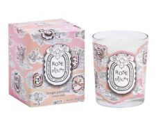 Limited Edition diptyque Rose Delight Candle 190g