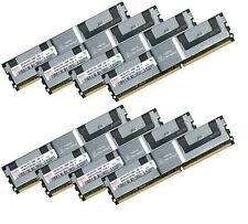8x 4GB 32GB RAM 2Rx4 FB DIMM Speicher 667 Mhz ECC Fully Buffered DDR2 PC2-5300F