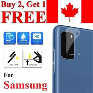 Camera Lens Screen Protector for Samsung Galaxy S20 Ultra S10e S10 Note 10 Plus