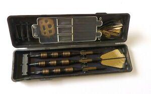 Halex Set of 3 Soft Tip Competition Darts in Hard Case