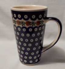 Unikat Geschenk Tasse / Becher aus Original Bunzlauer Keramik 400 ml eu1026