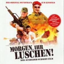 """Tolle Soundtrack-CD """"Morgen ihr Luschen"""" (Ausbilder Schmidt) Selten / WIE NEU"""