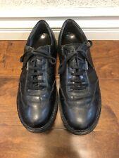mephisto goodyear welt Mens Black Leathet Shoes Sz 10 US