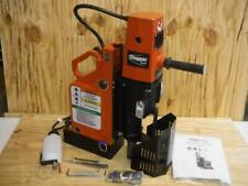 New Jancy Slugger Jmu 4 X 4 Magnetic Drill Press 120 Volt 4 Capacity Fast Ship
