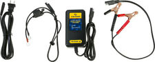 Fire Power 12 Volt 2 Amp Lithium Ion Lead Acid AGM Gel Battery Tender Charger