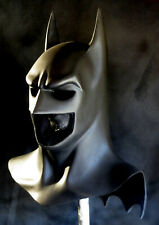 Your Batman Cowl/ Costume Mask & Suit needs High Quality Latex upgrade V Neck