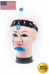 J&J Ortho™ Orthodontic Protraction Facemask Reverse Headgear Double Bar A